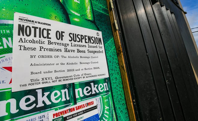 Public Health will suspend the sanitary permit that allows businesses to operate, if the establishment is found to be non-compliant. Public Health issued 15 notices of suspension to bars since late June. Of those, 11 have since reopened.