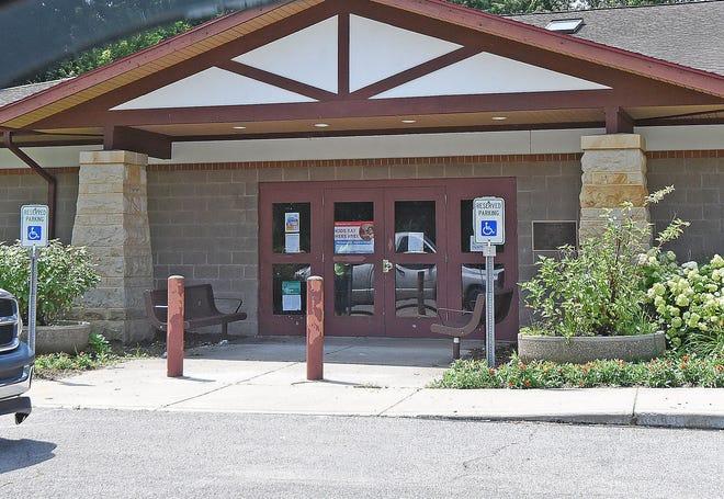 North Lake Park Pavilion.