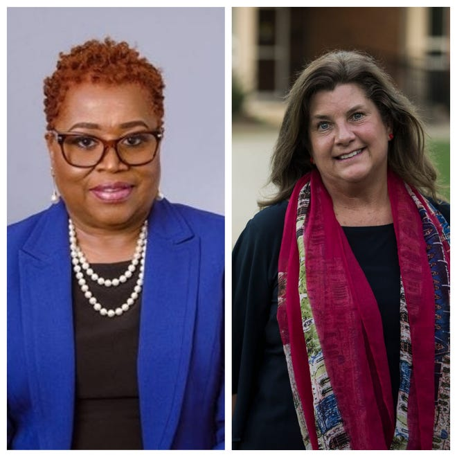 Tonya Chestnut and Lesa Keith will compete for the nomination to the District 5 seat on the Alabama State Board of Education.