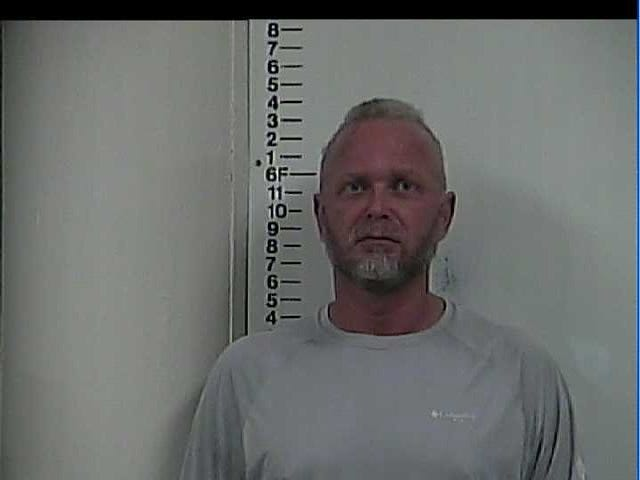 Former Putnam County Deputy Chad Martin was arrested on DUI charges July 12. Photo: Putnam County Sheriff's Office