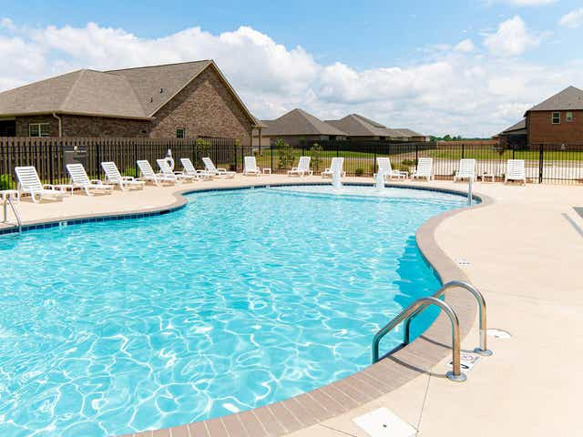 Residents of EverGreen Living's build-to-rent subdivisions in the Nashville area will have access to resort-style amenities.