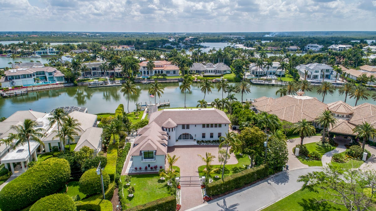 In the Know: Daily closed sales of $5 millionhomes in Naples is 'not a housing boom' 1