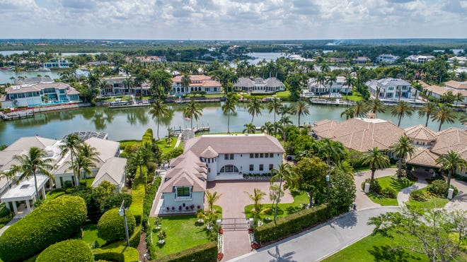 William Raveis' listing located in Port Royal was selected by HGTV's editors as a finalist in the Waterside Homes categories.