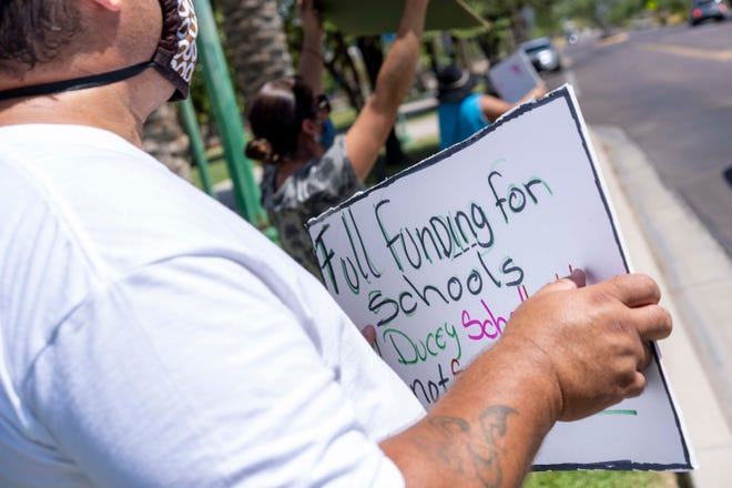 Education funding and support for Arizona classrooms have consistently been a top concern among surveyed Arizonans.