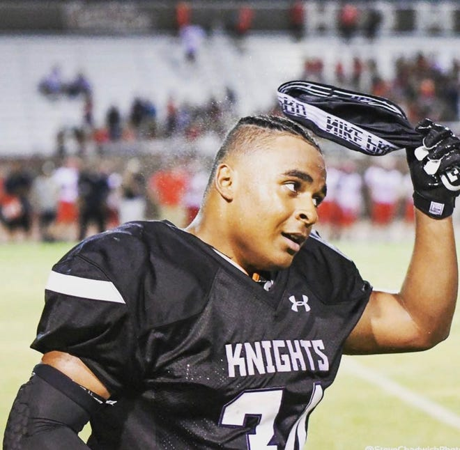 Arizona College Prep running back Richie Williams is among the state's top football player.