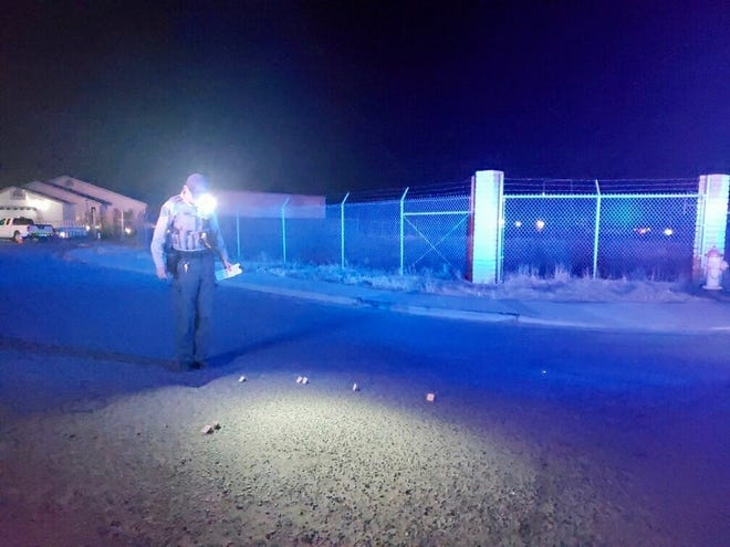 Tulare County deputies are investigating a drive-by shooting in Earlimart that sent one man to the hospital on Tuesday, July 14.
