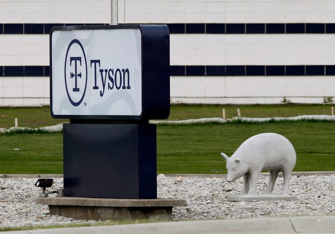 A group of worker advocacy organizations has filed a civil rights complaint with the U.S. Department of Agriculture alleging that meat processing companies Tyson and JBS have engaged in workplace racial discrimination during the coronavirus pandemic.