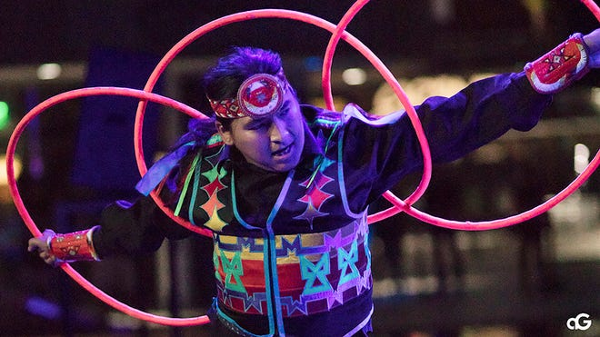 Hoop dancer Nakotah LaRance, a champion hoop dancer who traveled the world performing with Cirque du Soleil, died July 12, 2020, after he fell while climbing on an old bridge in Rio Arriba County in New Mexico. He was 30.