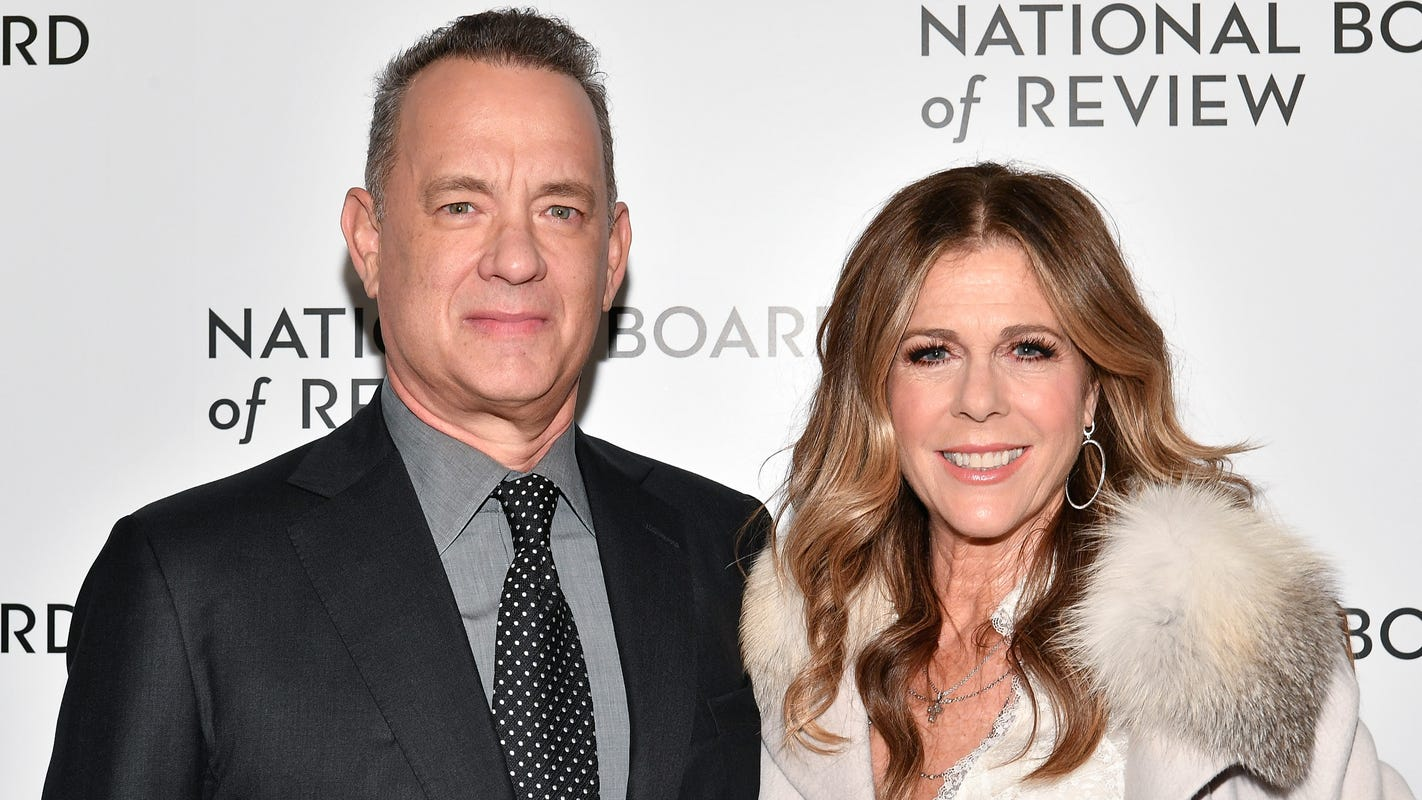 Rita Wilson reflects on one-year anniversary of contracting COVID-19: 'I'm hopeful' - USA TODAY