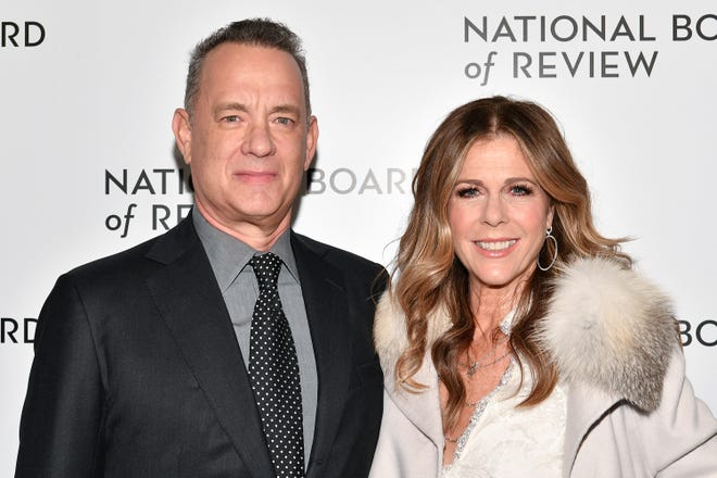 Tom Hanks and Rita Wilson are officially citizens of Greece.