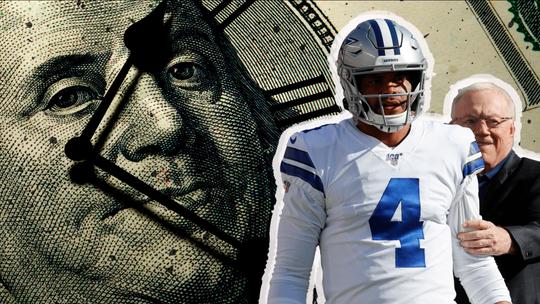 Deal or no deal? Cowboys QB Dak Prescott addresses uncertain future in Dallas