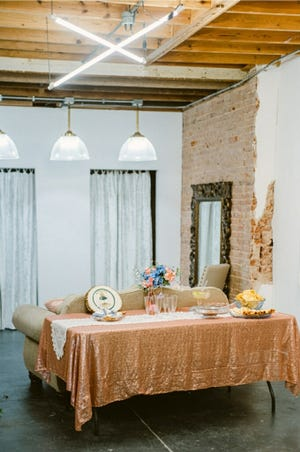 The Swanky Okie Weddings bridal shop expanded in March.