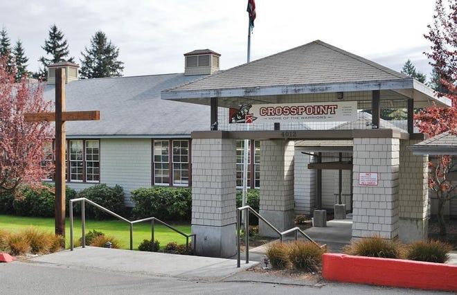 Crosspoint is a Christian school in Bremerton, Washington