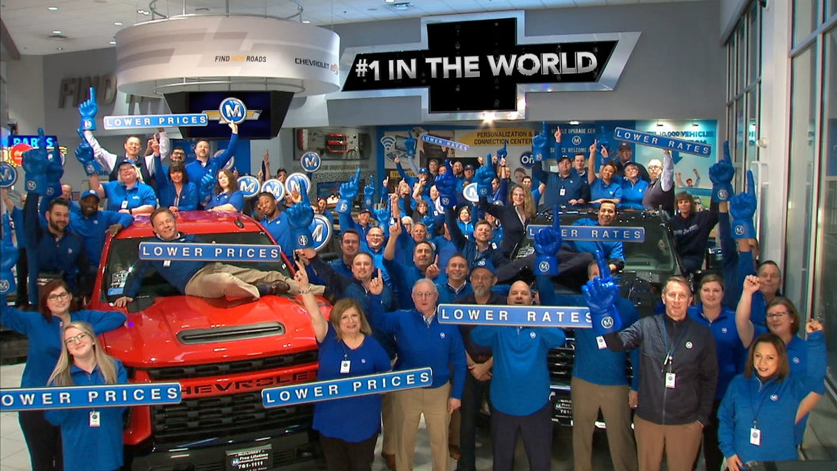 Top Chevrolet Dealership Is Also A Top Workplace