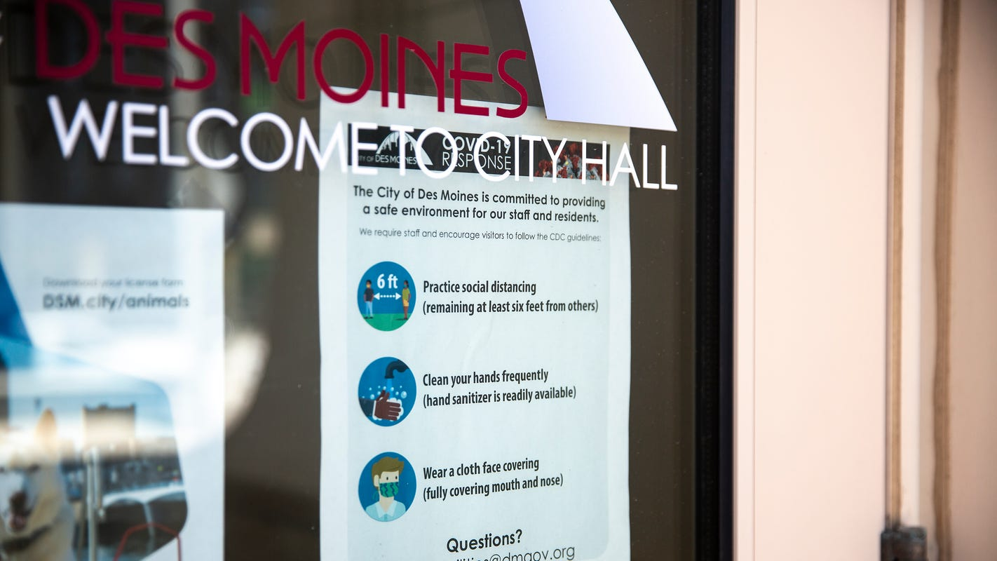 What can be said in 25 seconds? Not much, Des Moines City Council public commenters learn