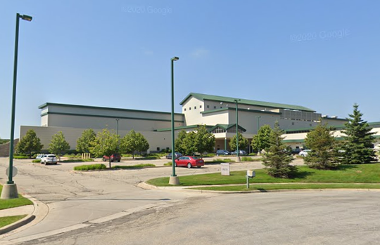The production facility on Walker Drive in Grand Rapids.