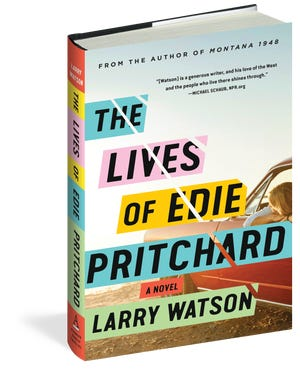 The Lives of Edie Pritchard. By Larry Watson.