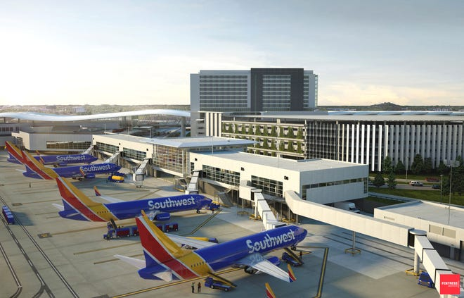 Southwest Airlines To Offer Nonstop Flights From Nashville To New Cities