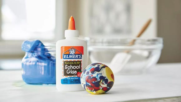 This washable glue is less than $1 right now.