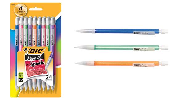 A fun pencil means a good test, right?