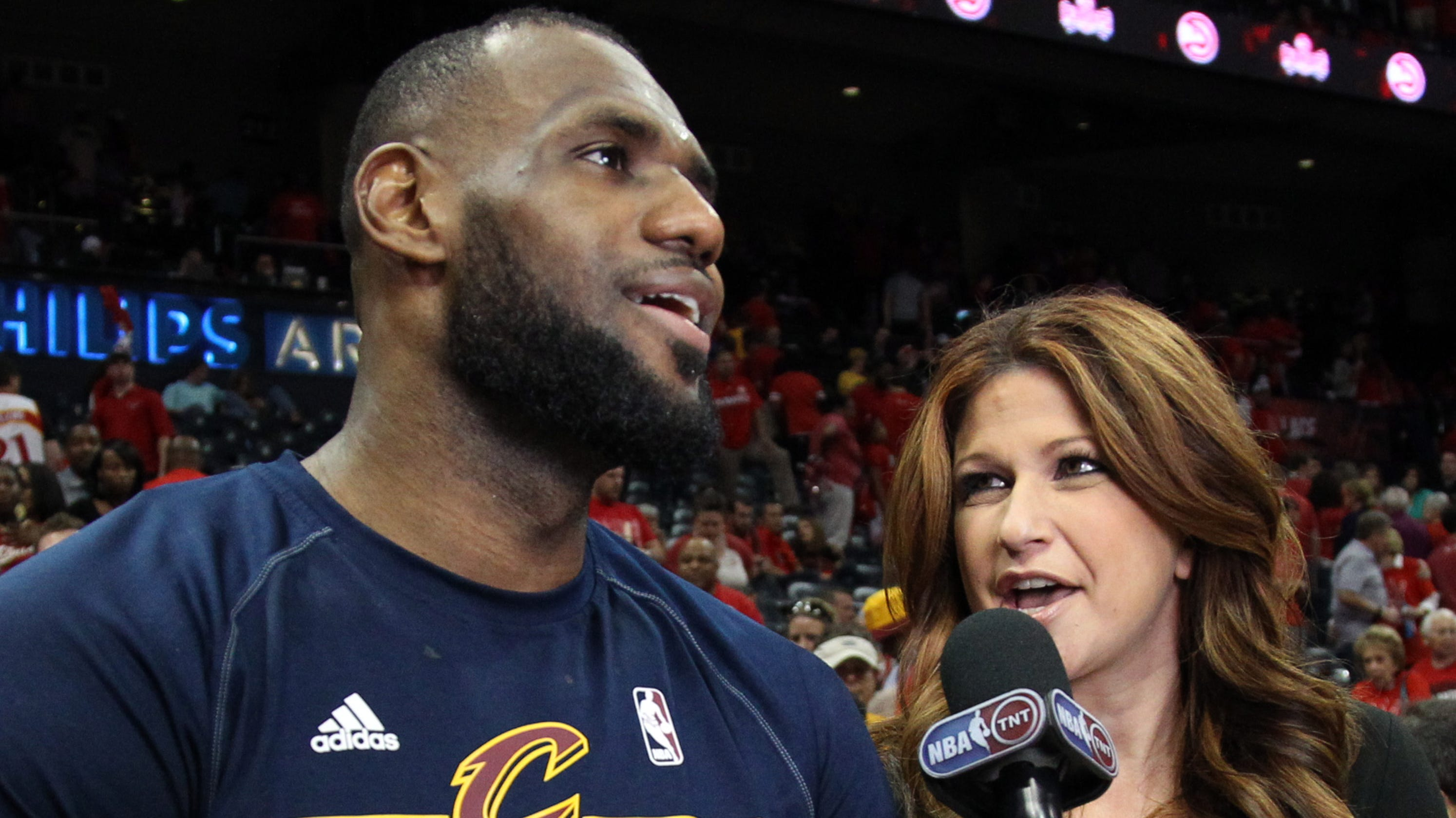 ESPN's Rachel Nichols secretly recorded inside NBA bubble in Orlando
