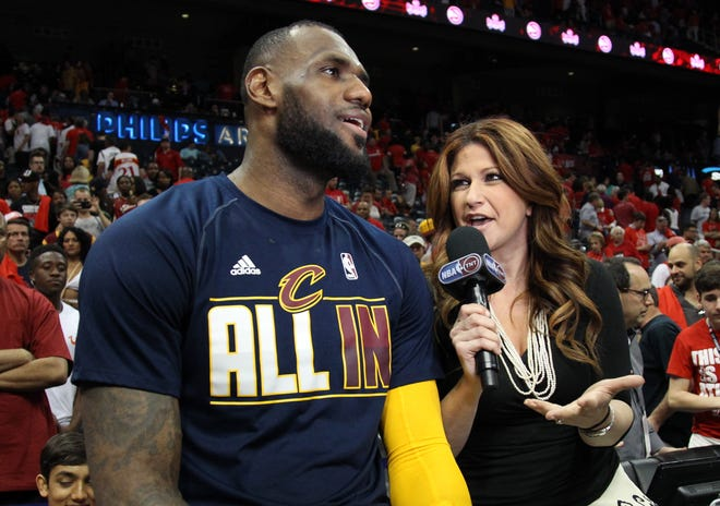 Rachel Nichols Espn Host Of The Jump Secretly Recorded In Nba Bubble
