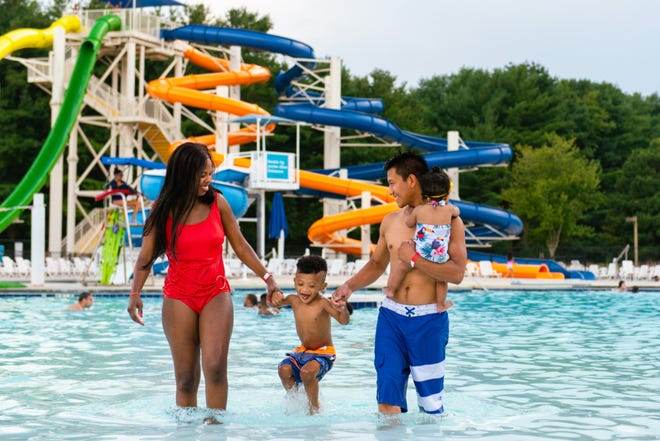 Killens Pond State Park water park reopened July 11. It will now be closed until at least July 24.