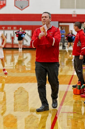 Mitch Robinett has been at Buckeye Central for two decades as a teacher and coach.
