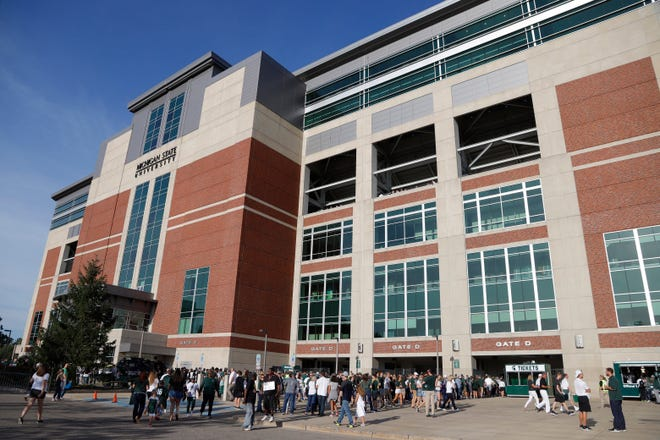 Michigan State has had seven positive test results among student-athletes.