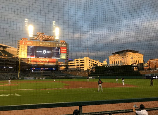 The Tigers and the other 29 MLB teams will play in front of empty stadiums for the 2020 season, which starts Thursday.