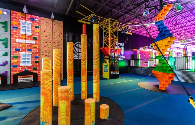 Urban Air Adventure Park In Waukesha Opens For Family Thrill Seekers