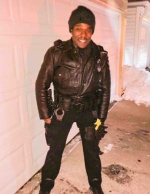Joseph Mensah, who has been involved in three fatal shootings since being hired by the Wauwatosa Police Department in 2015, has been suspended by the city's police and fire commission. He's awaiting the ruling by the Milwaukee County District Attorney's Office in the most recent shooting from February.