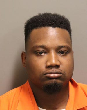 Terrance Keeton was charged with rape while on bond and awaiting trial on five rape and seven sodomy charges.