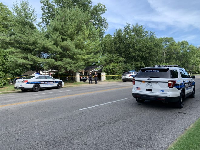 Murfreesboro police responded to a shooting in the 700 block of Southeast Broad Street on Friday, July 17, 2020.