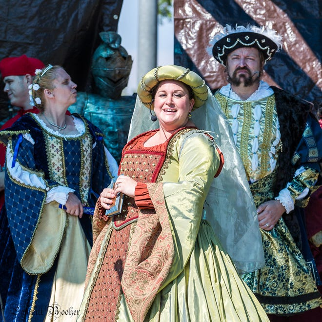The 49 annual Renaissance ArtsFaire, due to the coronaviruspandemic, will be a virtual event on Nov.7, 2020.