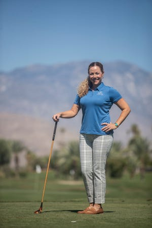 Teal Thron-Guion is the new executive director of the First Tee of the Coachella Valley.