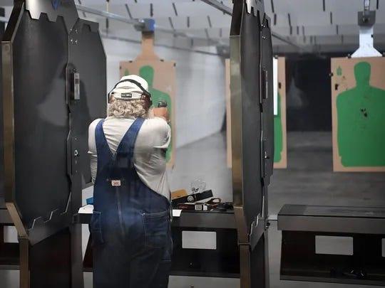High Caliber Gun Range
