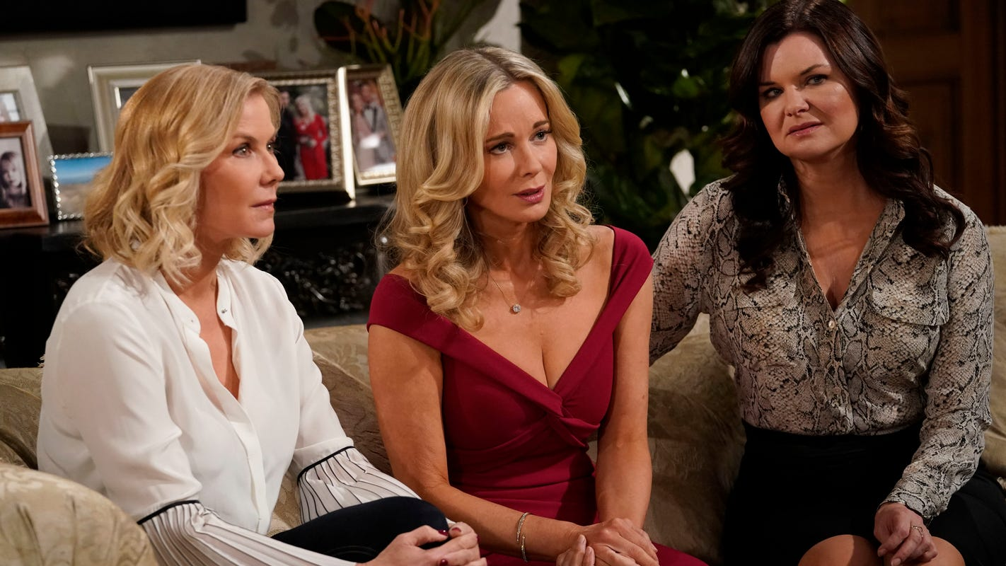 'So excited!!': 'Bold and the Beautiful' airs first new episode since resuming production thumbnail