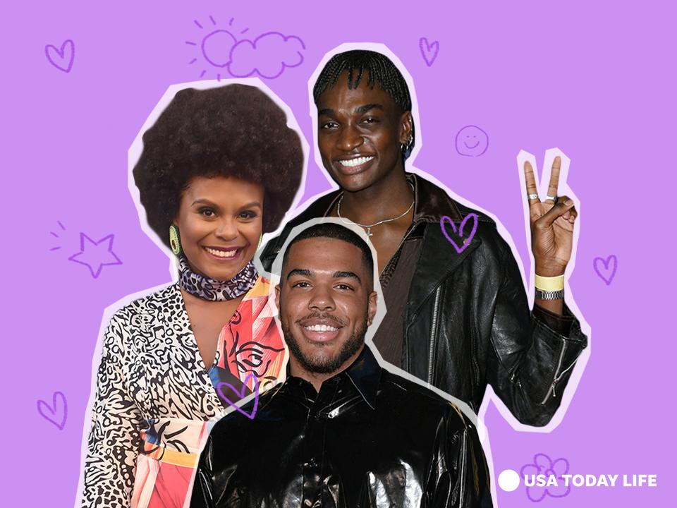 Black creators and celebs are focusing on joy amid pandemic