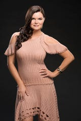 """""""The Bold and the Beautiful"""" actress Heather Tom."""