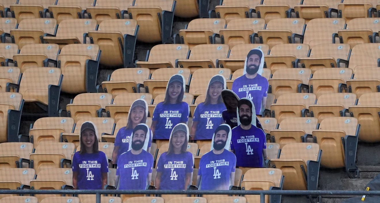 Will Cincinnati Reds Be Among Mlb Teams Offering Cardboard Cutouts With Photos Of Fans
