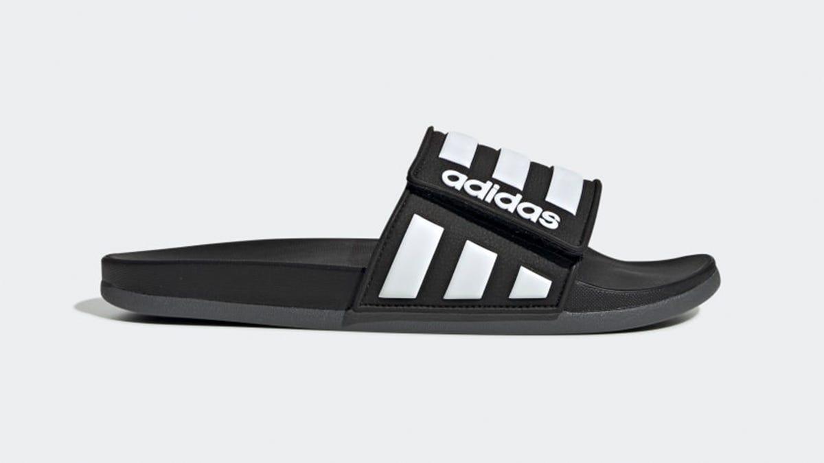 adidas slides cheap