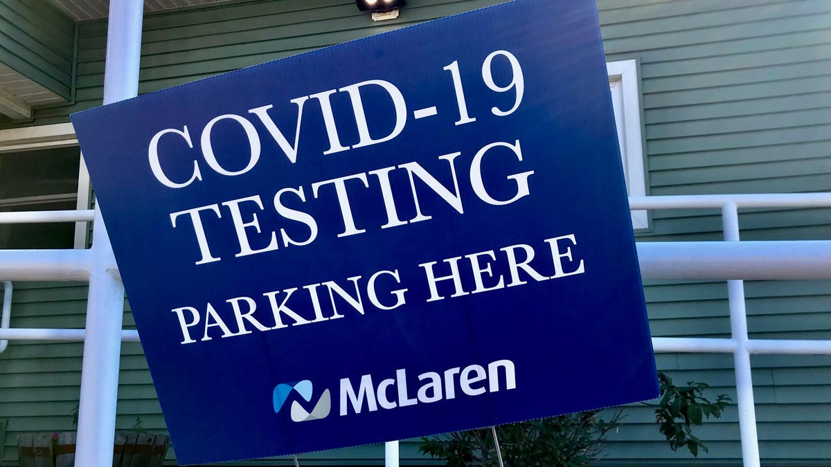 63 new COVID-19 outbreaks reported at Michigan schools