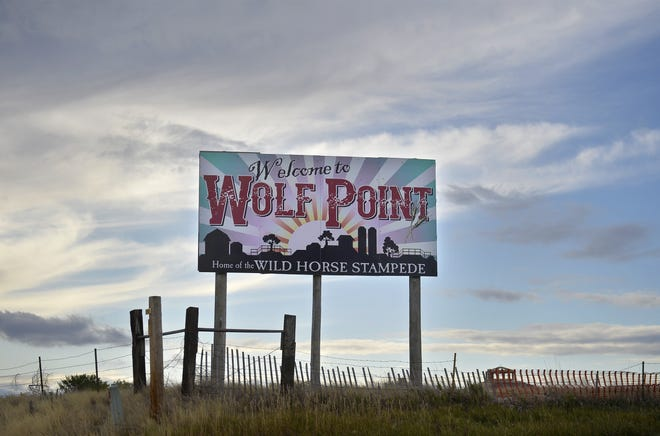 Wolf Point's Wild Horse Stampede went on this year despite the COVID-19 pandemic.