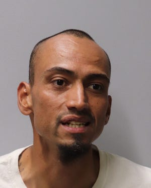Desert Hot Springs resident Angel Felipe Aleman is suspected of robbing an armored car in Indio Friday, July 17, 2020 and escaping custody one day later.