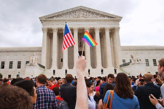 At the Supreme Court in Washington, D.C., on  April 5, 2017.