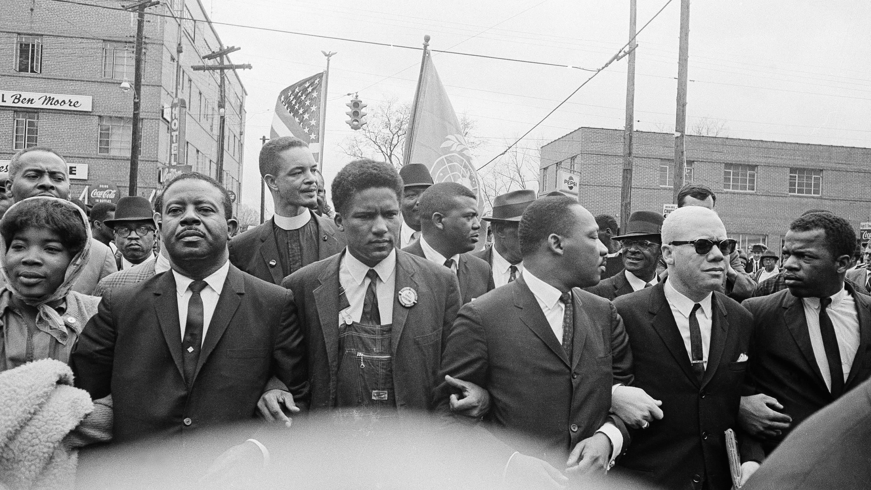 John Lewis was the voice of history, conscience and hope ...