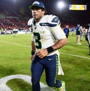 Seattle Seahawks quarterback Russell Wilson was among dozens of NFL players who took to social media with a clear message: #WeWantToPlay.