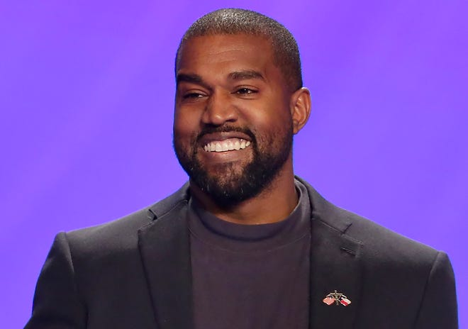 Kanye West held his first presidential campaign rally.