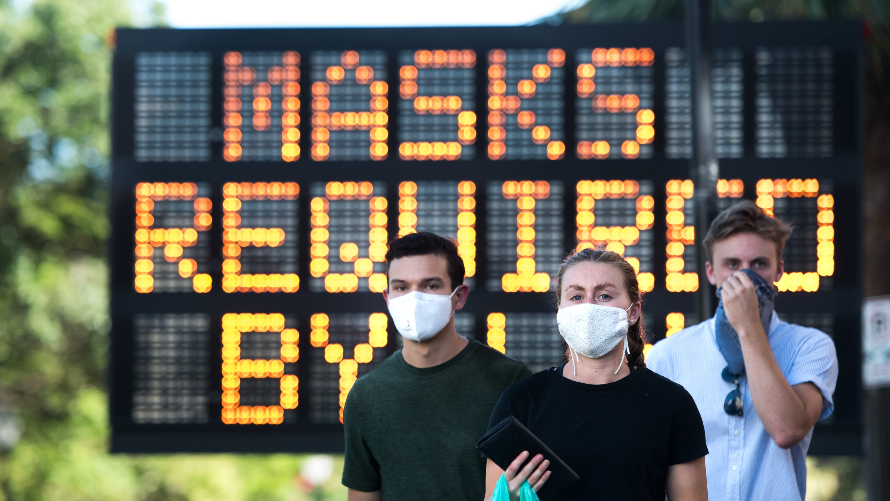 Coronavirus updates: US deaths surpass 150,000; AG Barr tests negative; Pelosi mandates masks on House floor